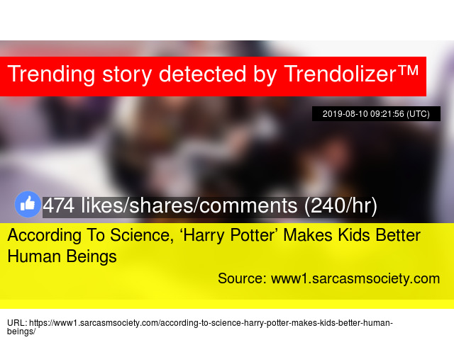BuzzFeed Quiz   Either way, you get to be Harry Potter&#039
